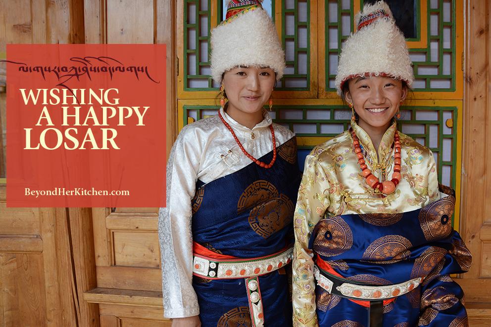 Losar Tibetan New Year Traditions