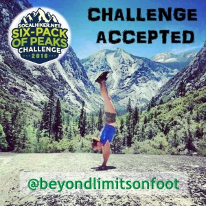 Challenge Accepted_2016 6 Peak-Pack Challenge