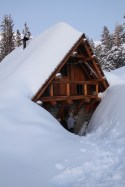 Pear Lake Ski Hut 10