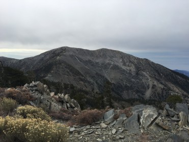 Mt. Baldy via Backbone 009