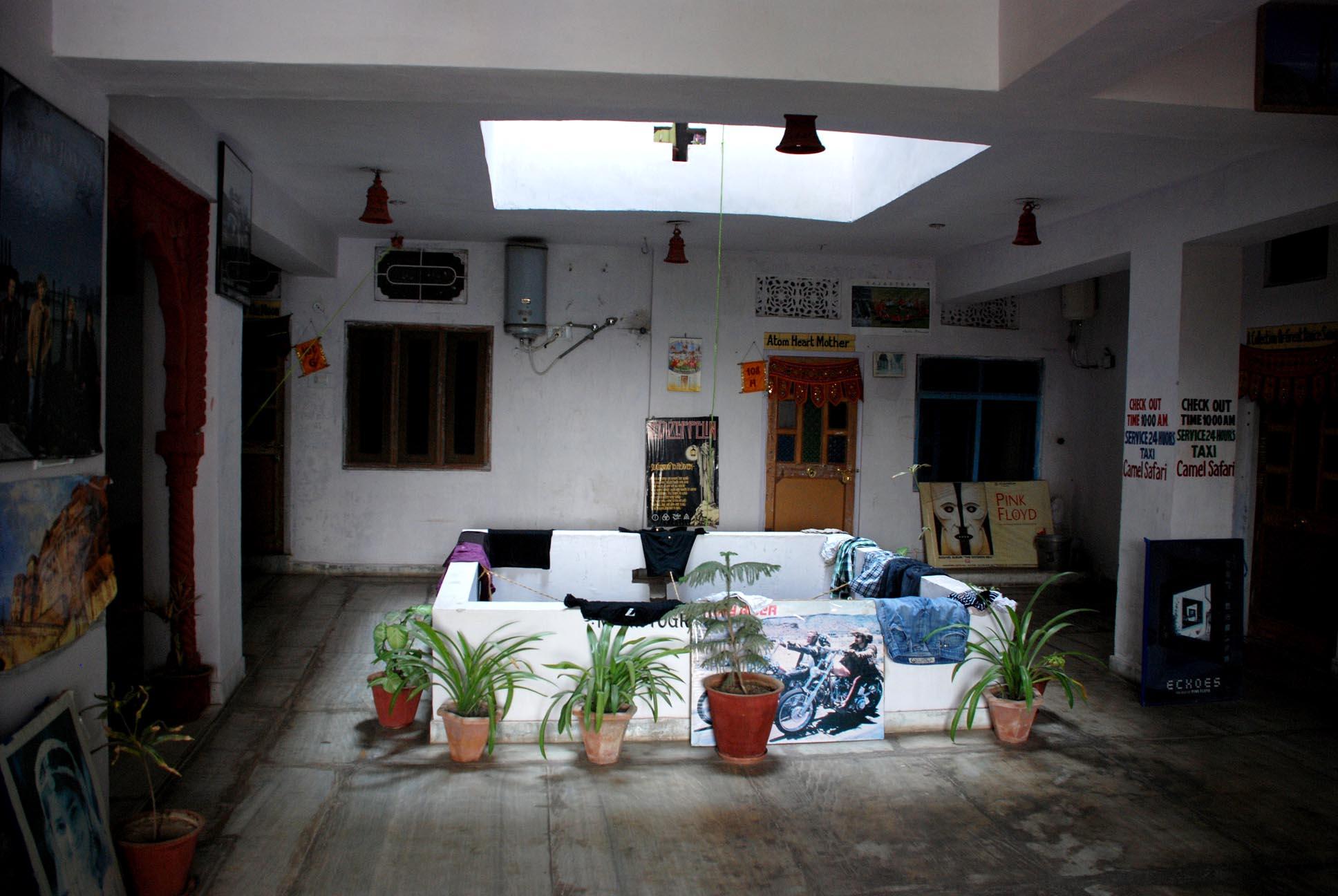 Interiors - First Floor