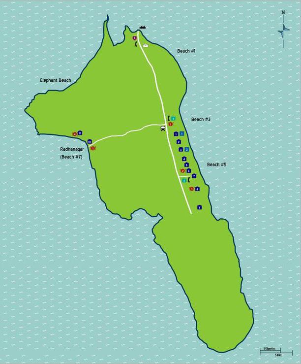 Havelock map