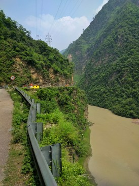 Following the Beas: Snapshots from the road to Manali