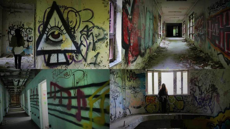 """Weissensee's """"Zombie"""" Children's Hospital"""