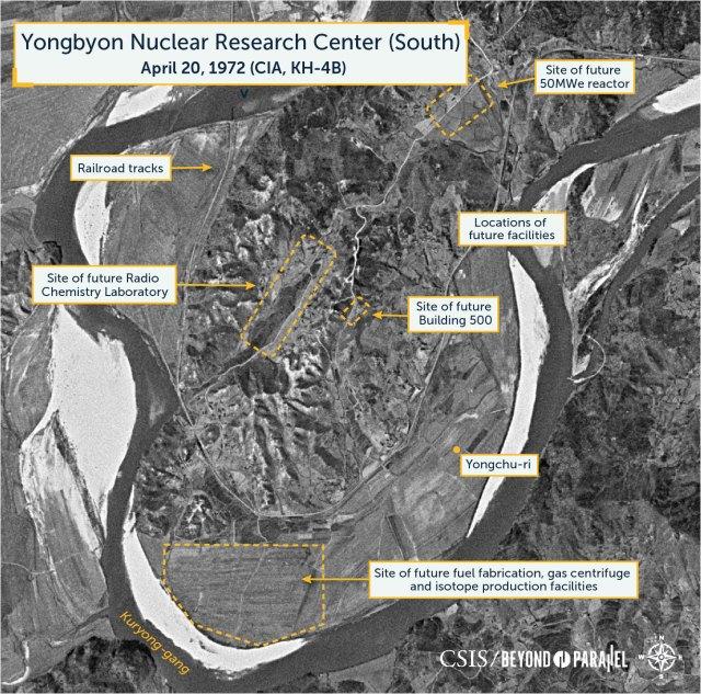 Yongbyon Nuclear Research Center (South)