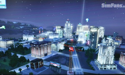 SimFans – huge report of The Sims 3 Late Night (many new images)