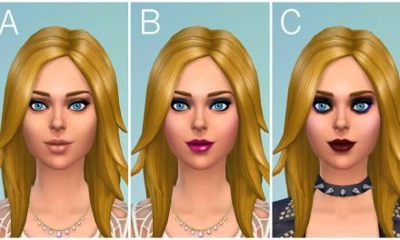 The Sims 4: 2 New CAS Screenshots