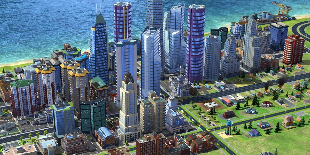 SimCity BuildIt: Gameplay Trailer