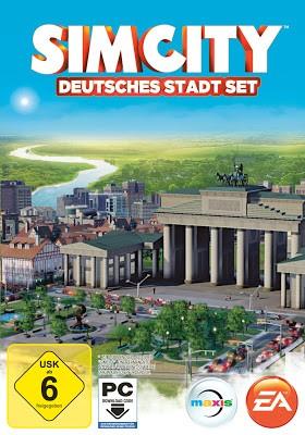 German City Set