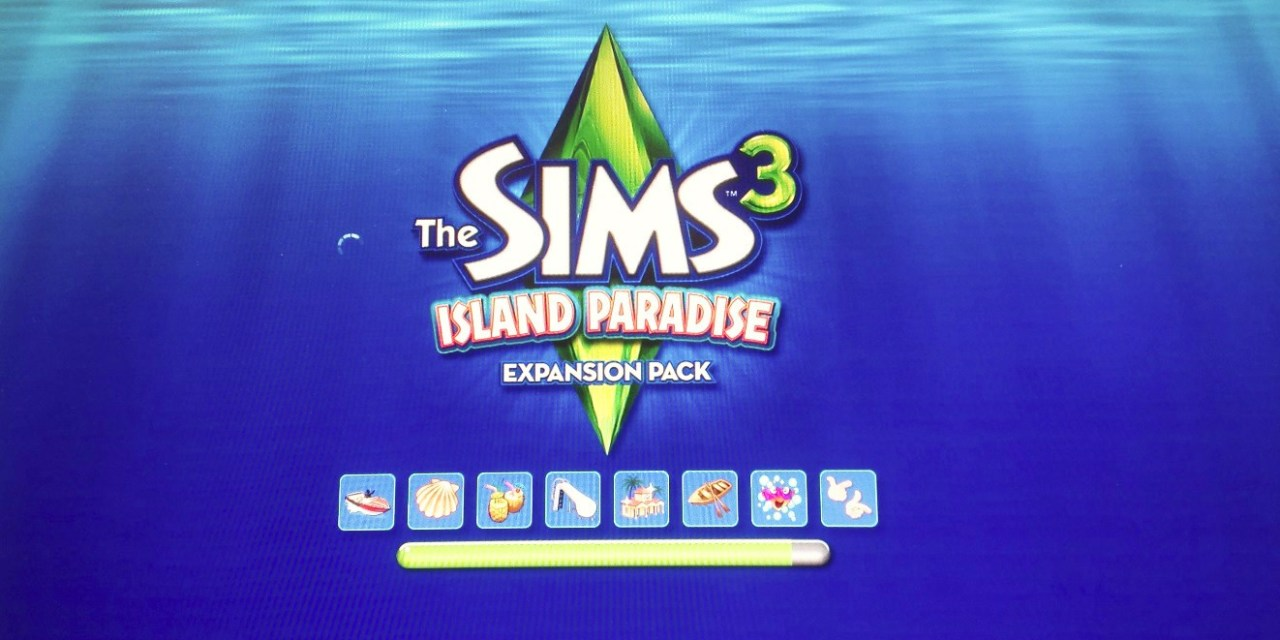 Island Paradise Coverage – Preview #1: Demo, Loading Screen & World Desc.