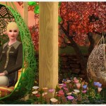 Sims 3 Store: Bohemian Garden Set Now Available