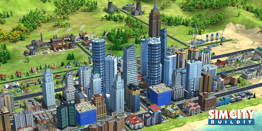 SimCity BuildIt Announced