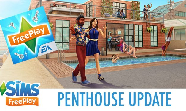 Penthouse Update is Coming to The Sims FreePlay