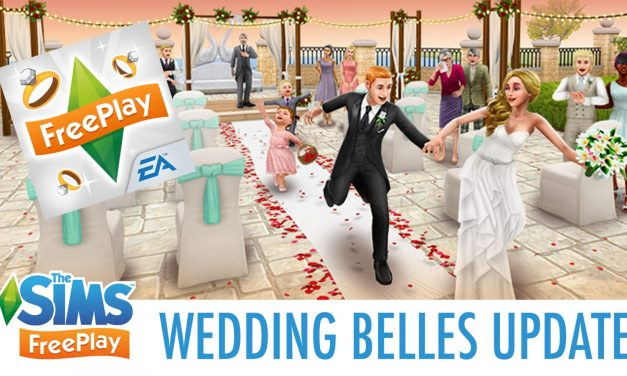 Wedding Belles Update Arrives for The Sims FreePlay