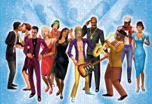Sims 1 key art