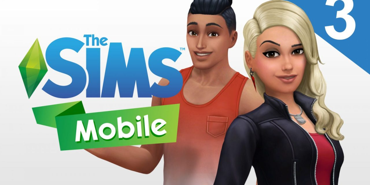 Episode 3 of Let's Play The Sims Mobile