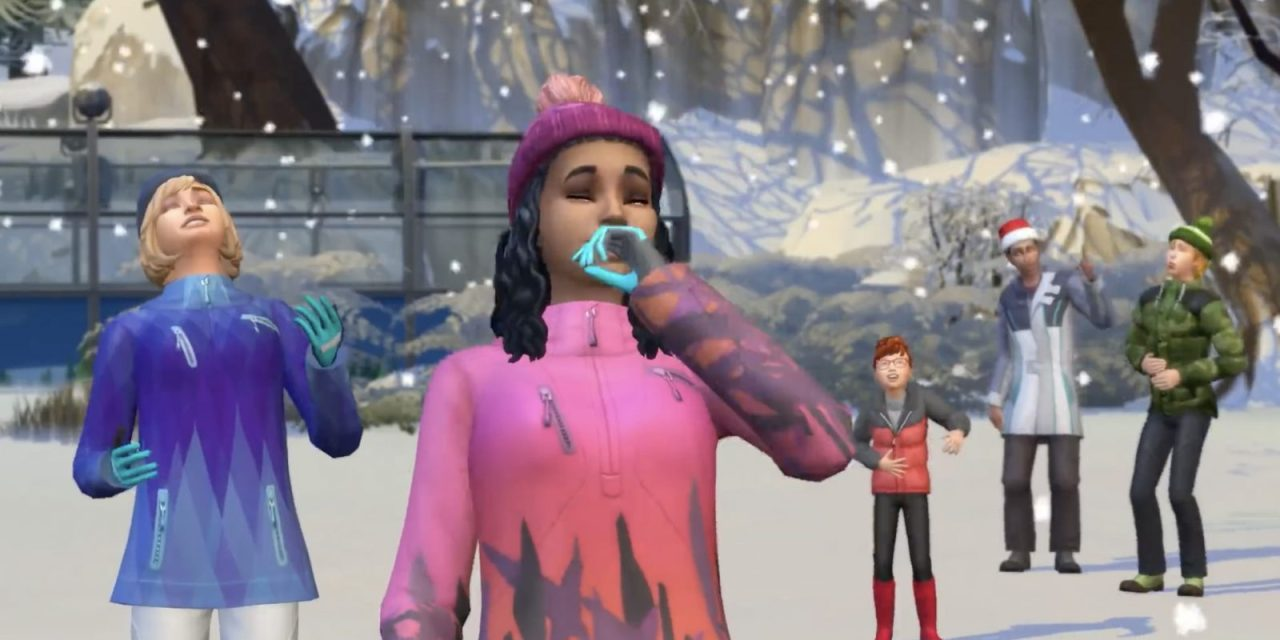 "No Deep Snow in The Sims 4 Seasons with Efforts ""Focused Elsewhere"""