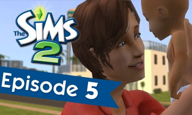 Baby Alana Arrives in Episode 5 of Lets Play The Sims 2