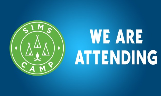 BeyondSims is Attending SimsCamp 2018
