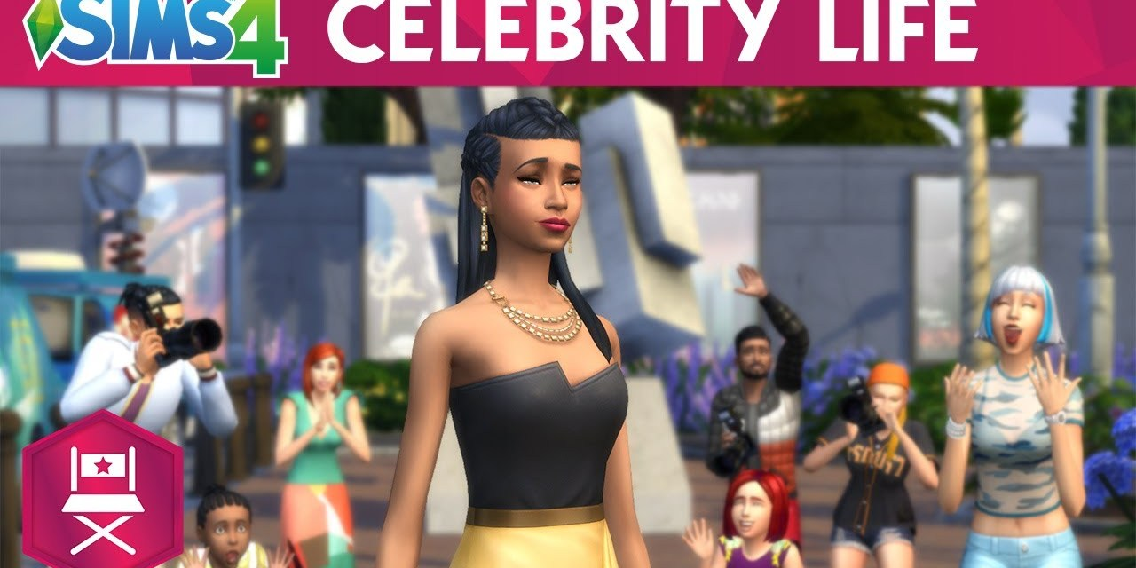 New The Sims 4 Get Famous Trailer Shows off Celebrity Life