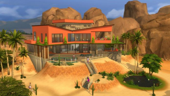 Sims 4 Console Game Update