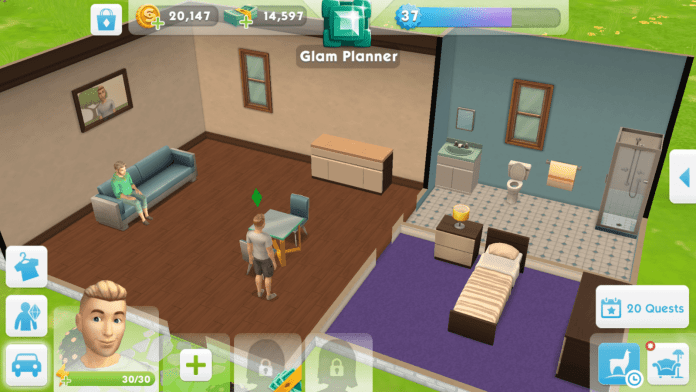 Fashionista Update Arrives for The Sims Mobile