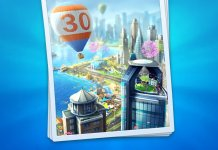 SimCity BuildIt Celebrates 30 Years of SimCity