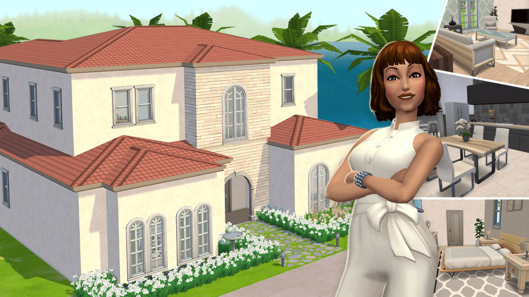 Multistory coming to The Sims Mobile