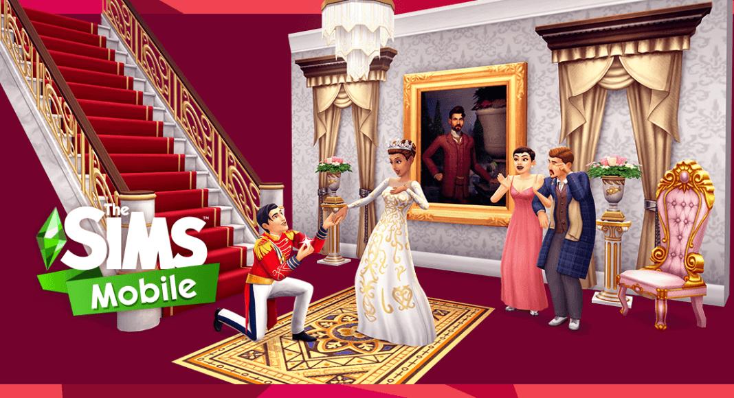 Sims Mobile Royal Romance
