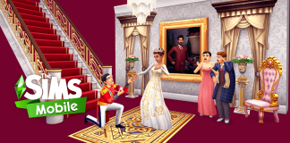 Sims Mobile Royal Romance
