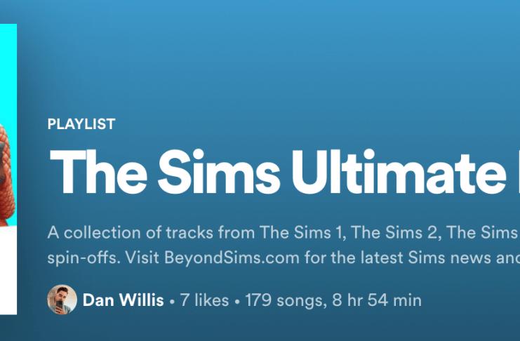 Sims Spotify
