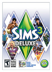 The Sims 3 Deluxe now available in stores today