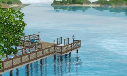 New SimGuruSarah Island Paradise Pic!