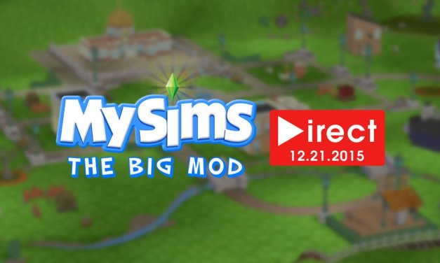 """The Big Mod Direct"" for MySims Being Held December 21"