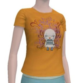 Fanta-T-shirt-F