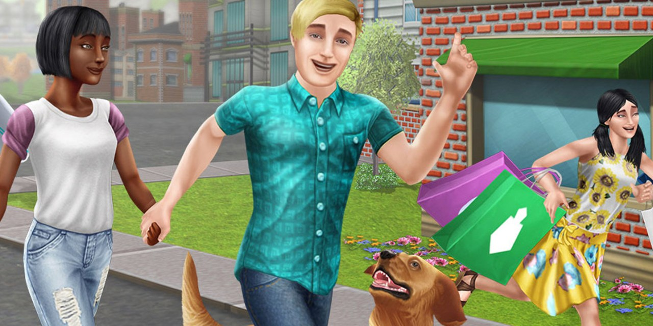 Easter is Coming to The Sims FreePlay in Game Update