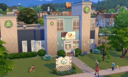 The Sims 4 Cats and Dogs Veterinarian Trailer Released