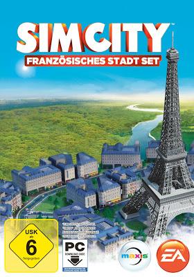French City Set