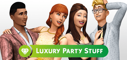 Carls Sims 4 Guides: Luxury Party Stuff Pack Overview
