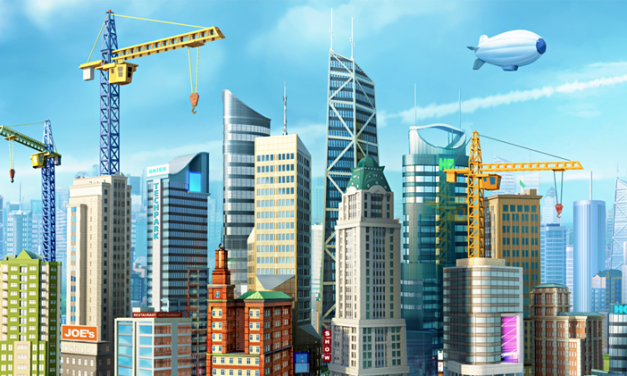 SimCity BuildIt: New Game Update