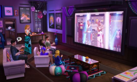 The Sims 4 Movie Hangout Stuff is Now Available