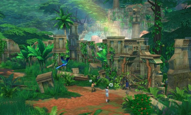 Blog: Get Wild With The Sims 4 Jungle Adventure