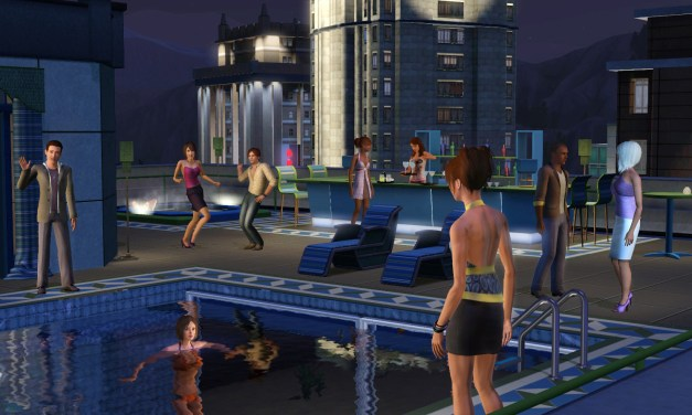 The Sims 3 Late Night is 5 years old today