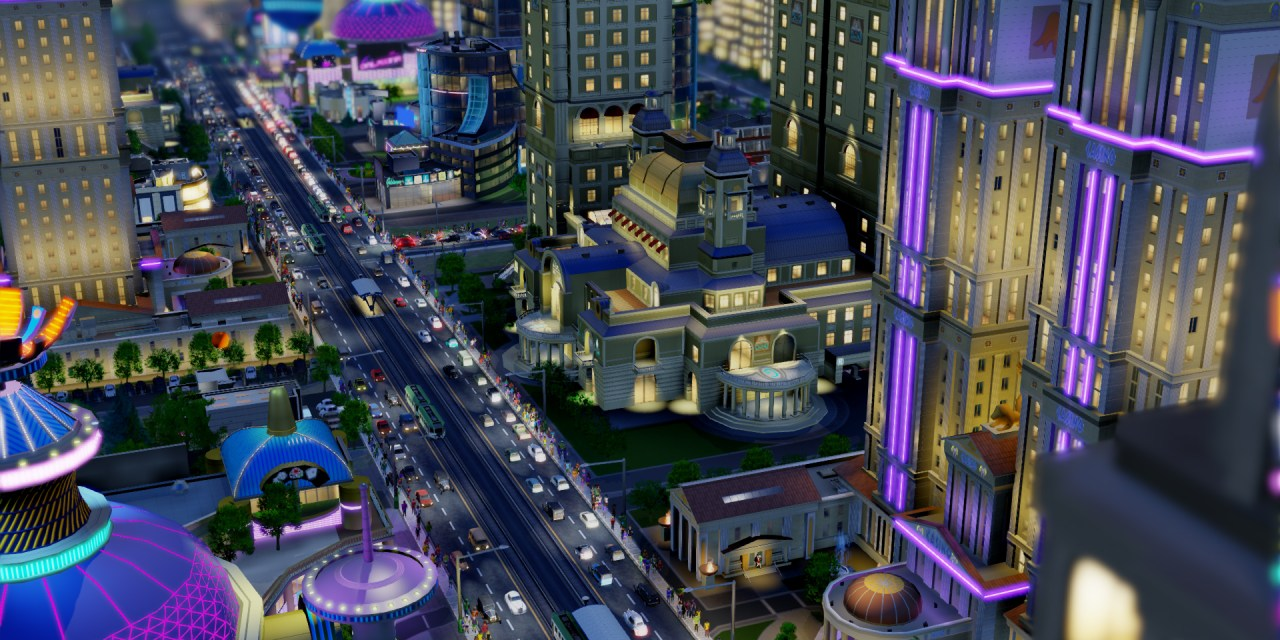 New SimCity Blog – Owning the Streets of SimCity