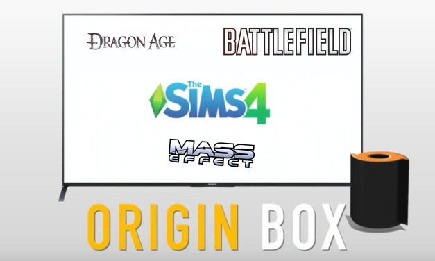 EXCLUSIVE: EA Announces Origin Box, A new games console [April Fools 2016]