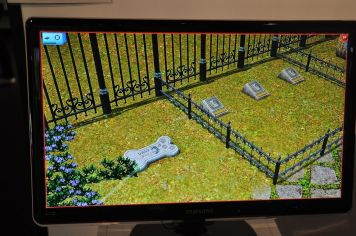 Cat and Dog Tombstones