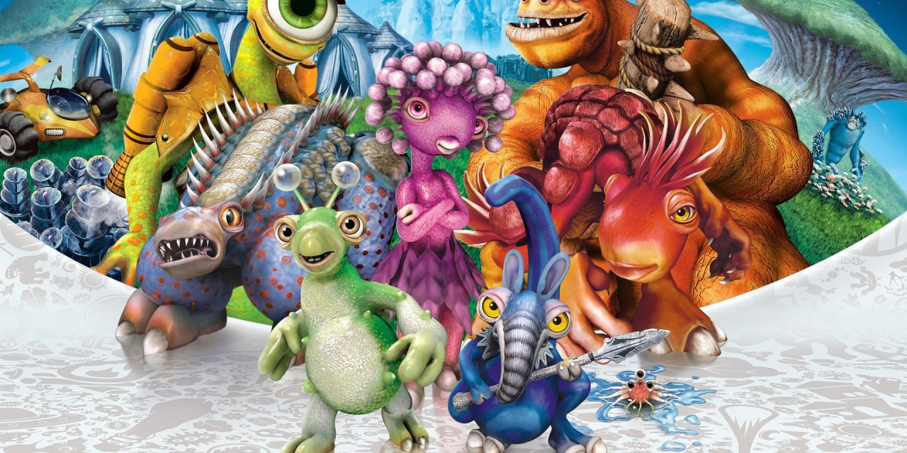 DRM-Free SPORE Collection Released on GOG.com