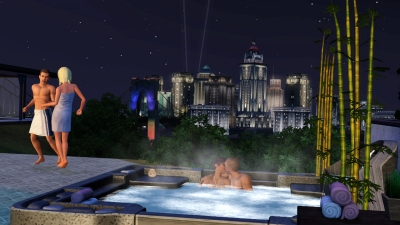 The Sims 3 Late Night ships to stores today!