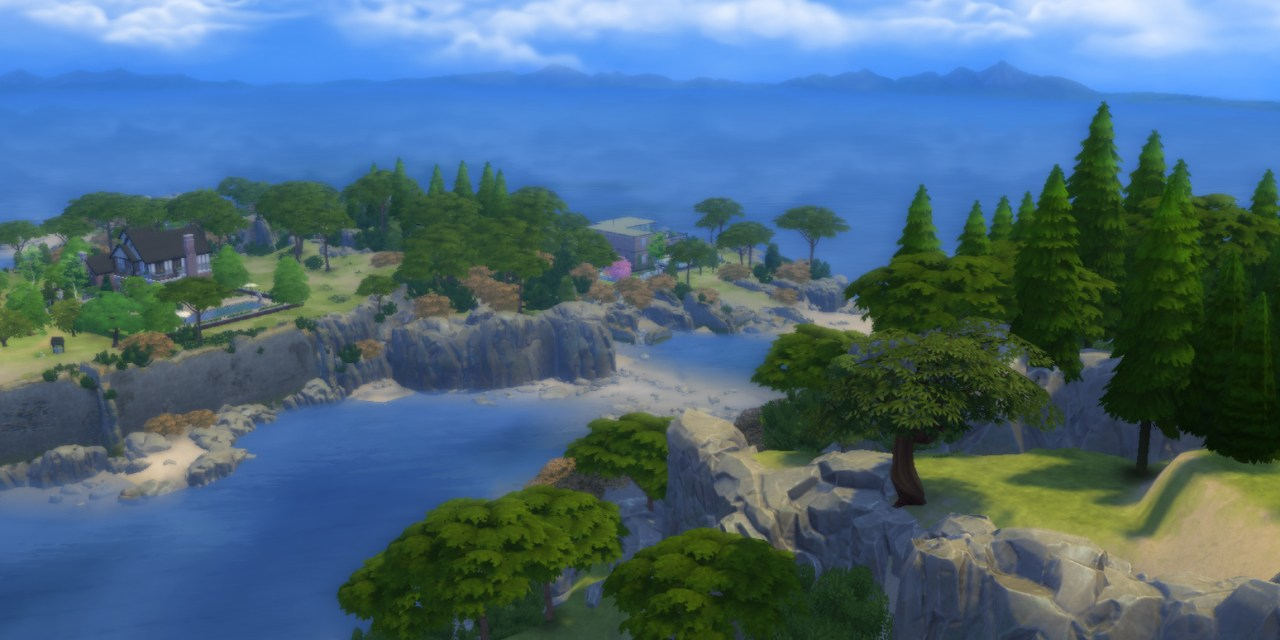 The Sims 4 Get Together: Exclusive Interactive Video Tour of Windenburg