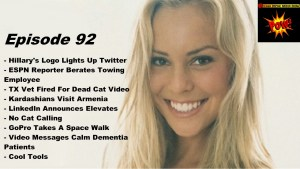 Beyond Social Media Show - Britt McHenry Video - Episode 92